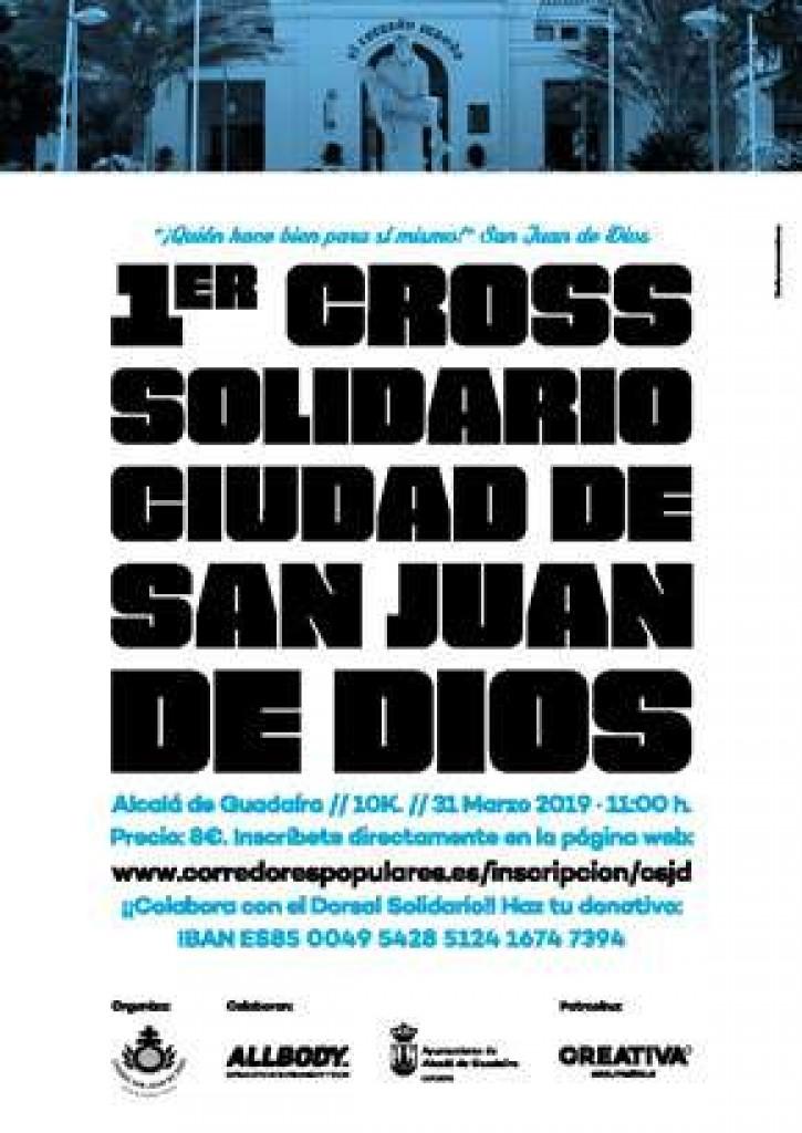I Cross Solidario Ciudad de San Juan de Dios - Sevilla - 2019