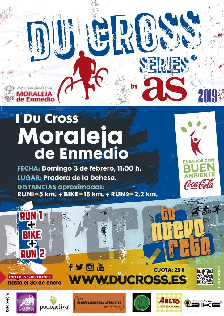 I DU CROSS MORALEJA DE ENMEDIO - Madrid - 2019