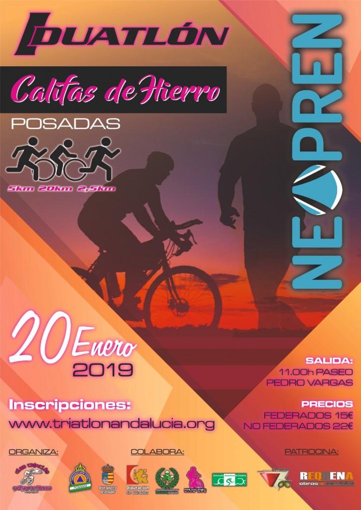 I DUATLÓN CALIFAS DE HIERRO - Córdoba - 2019