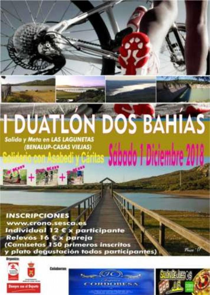 I DUATLON DOS BAHIAS - Cadiz - 2018