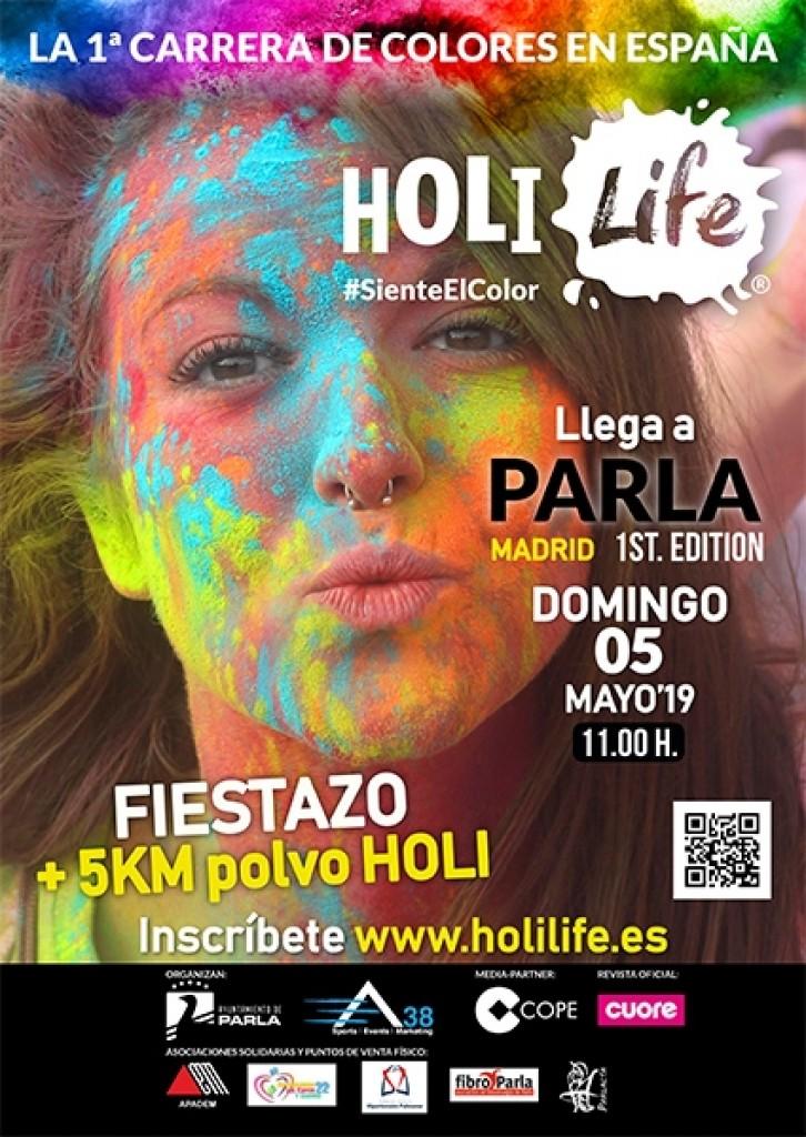 I Holi Life Parla - Madrid - 2019