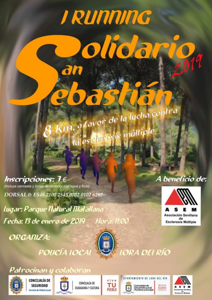 I Running Solidario San Sebastián - Sevilla - 2019