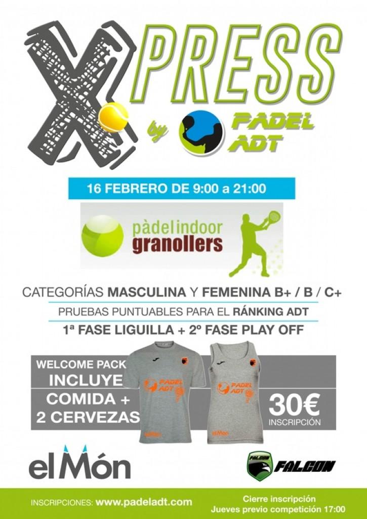 I Torneo Padel Xpress ADT 2019 - Barcelona