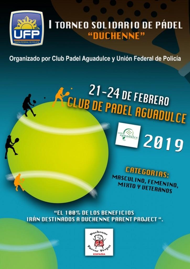 I Torneo Solidario de Padel Duchenne - Almería - 2019