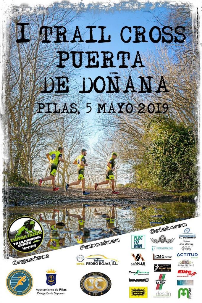 I Trail Cross Puerta Doñana - Sevilla - 2019