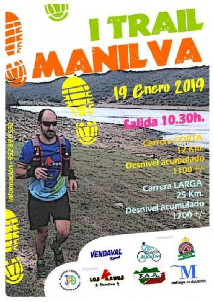 I TRAIL DE MANILVA - Malaga - 2019