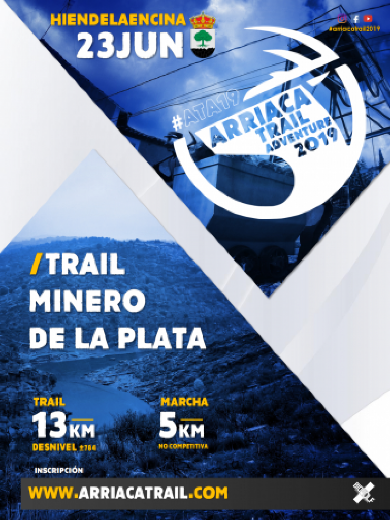 I Trail Minero de la Plata - Guadalajara - 2019