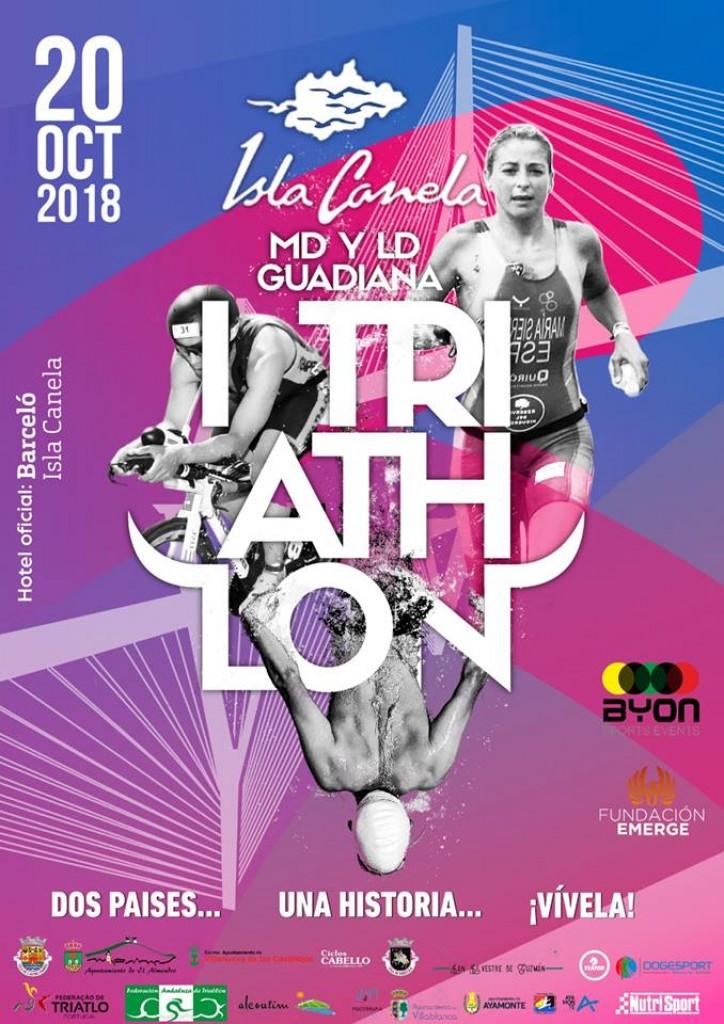 I TRIATLON MD Y LD GUADIANA