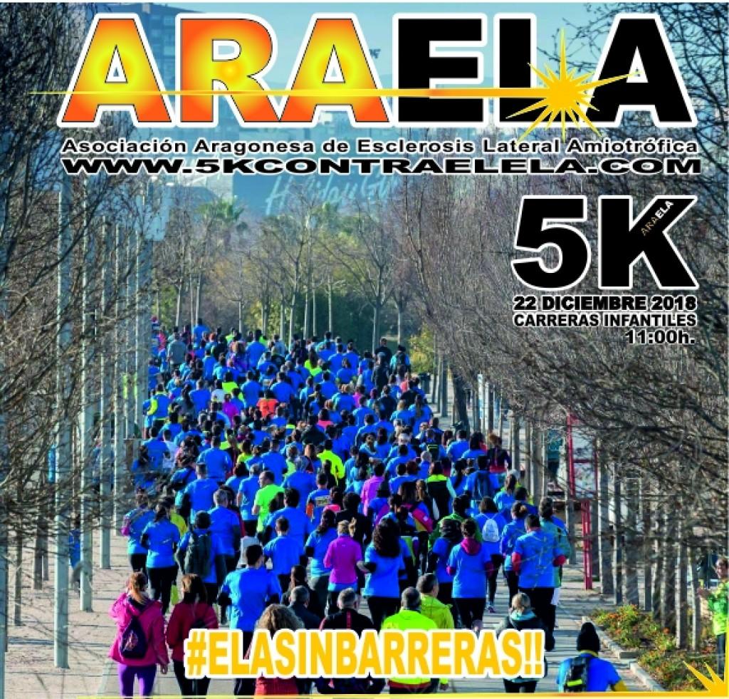 II 5K CONTRA EL ELA - Zaragoza - 2018