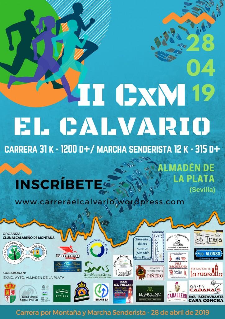 II CxM El Calvario - Sevilla - 2019