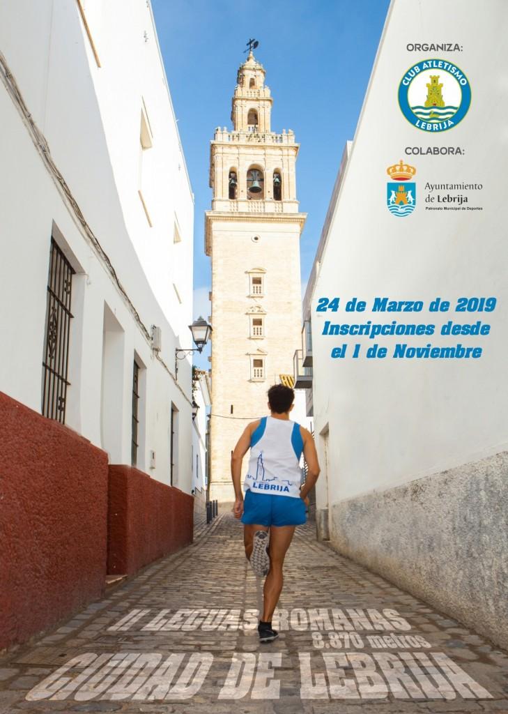 II Legua Romana Ciudad de Lebrija - Sevilla - 2019