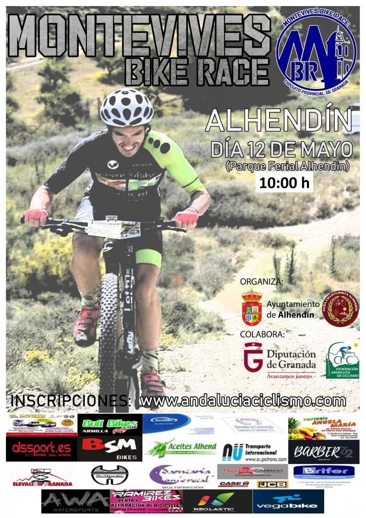 II MONTEVIVES BIKE RACE - Granada - 2019