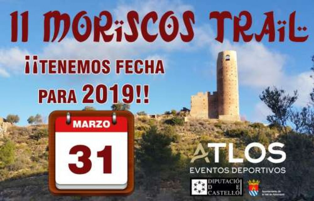 II Moriscos Trail - Castellón - 2019