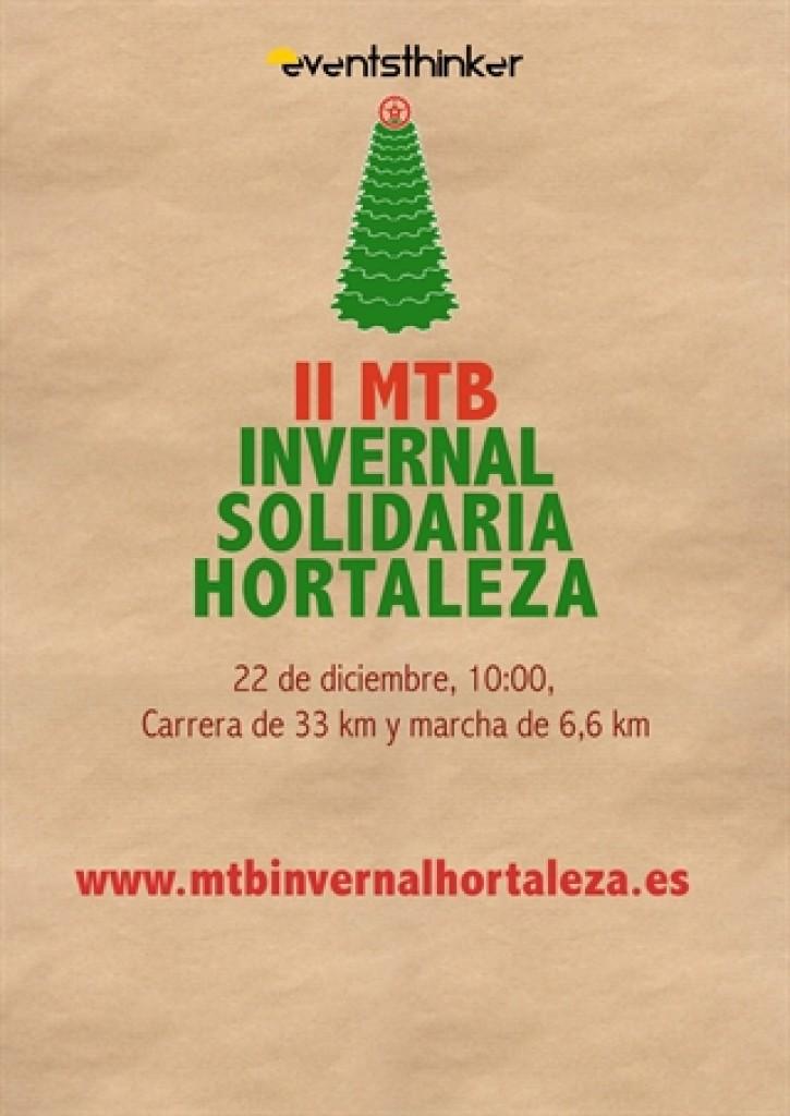 II MTB INVERNAL DE HORTALEZA - Madrid - 2018