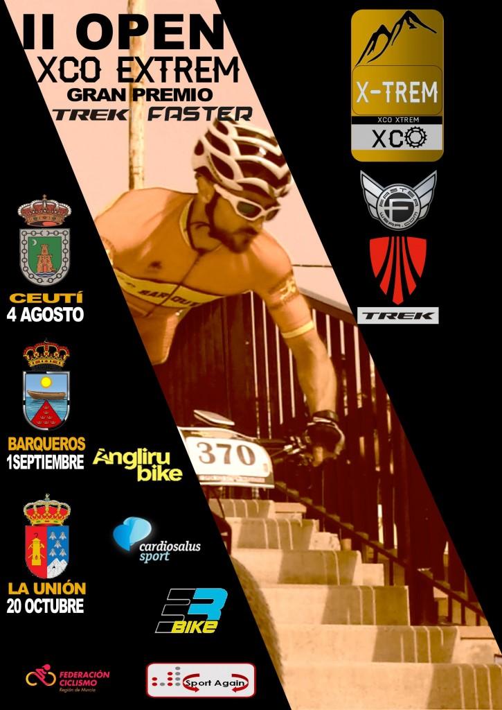 II OPEN XCO EXTREM GRAN PREMIO TREK FASTER-LA UNION