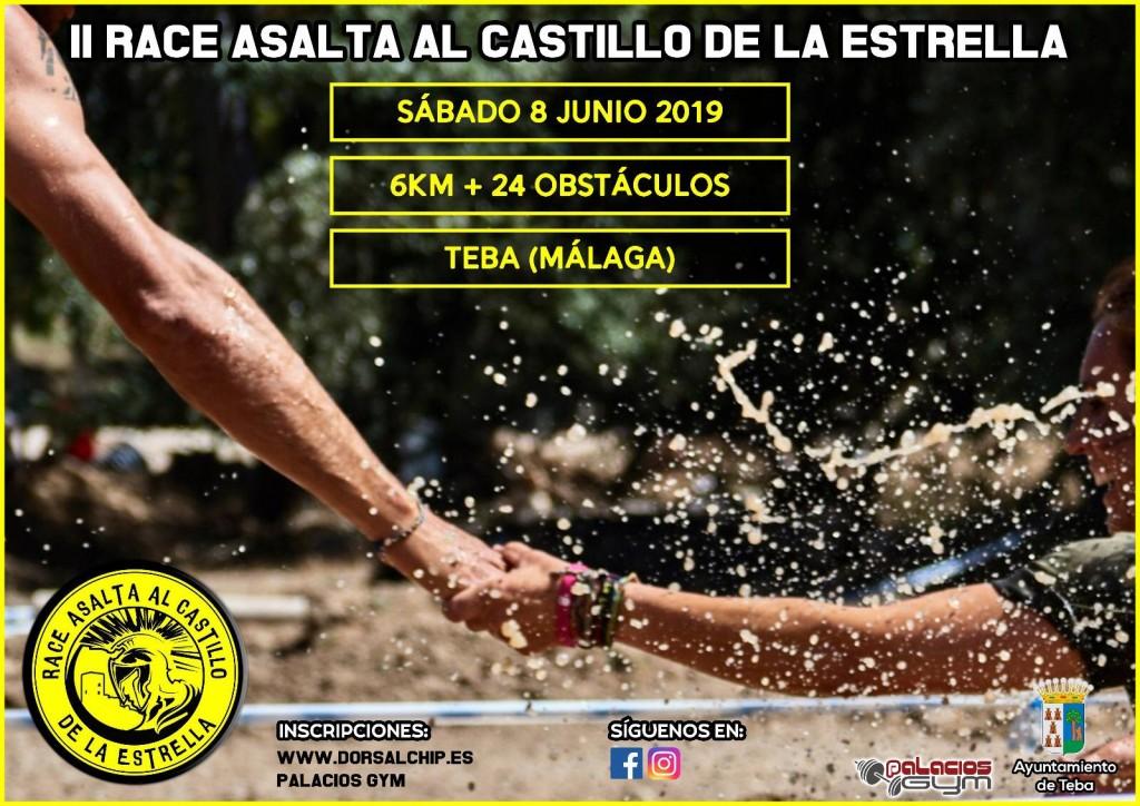 II Race Asalta el Castillo de la Estrella - Málaga - 2019