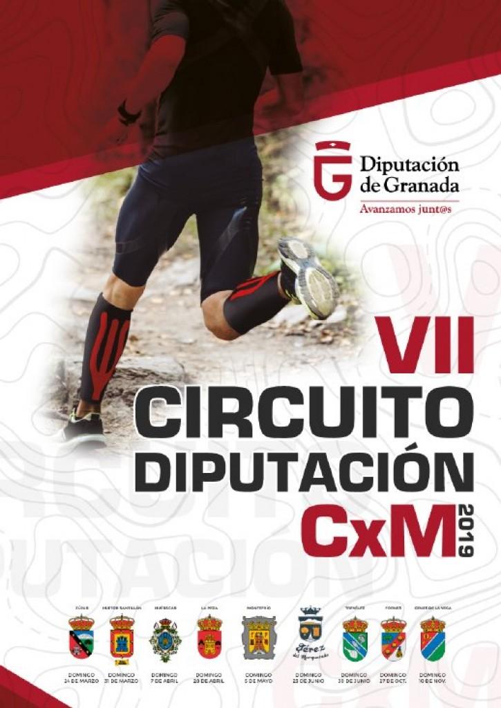 II Trail del Jamón - Granada - 2019