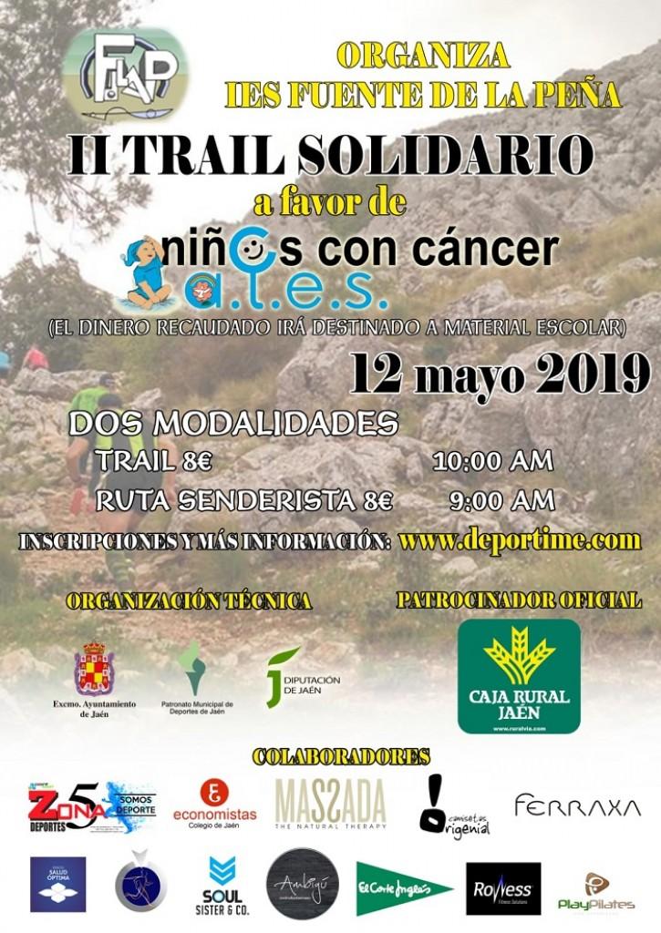II Trail Fuente de la Peña - Jaén - 2019
