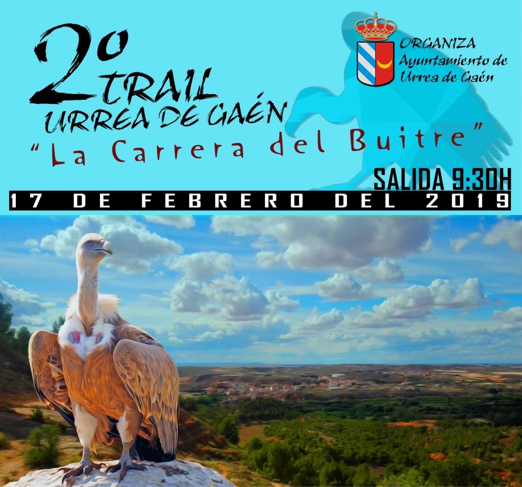 II TRAIL URREA DE GAEN - Teruel - 2019