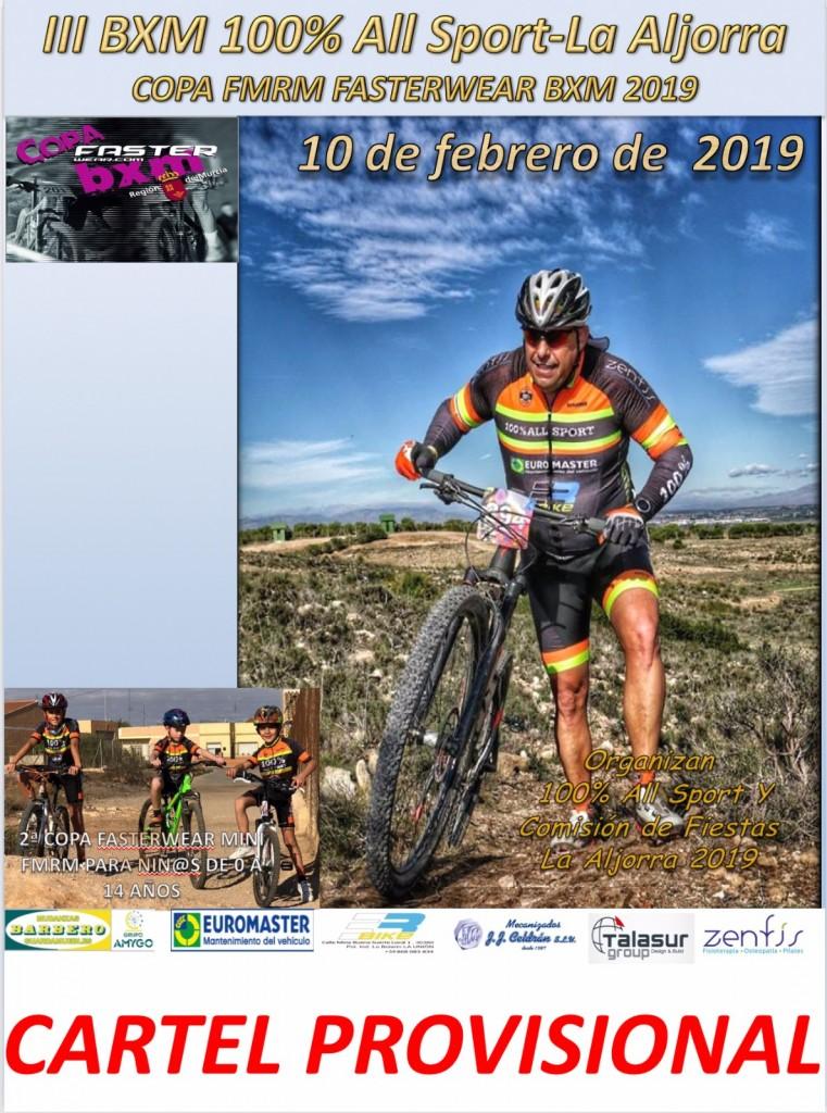 III BXM 100X100 ALL SPORT-LA ALJORRA - Murcia - 2019
