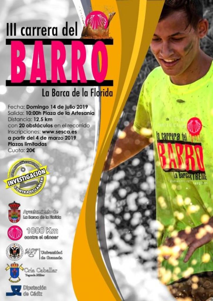 III Carrera del Barro - La Barca Extreme - Cádiz - 2019