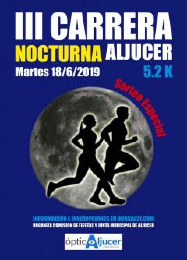III Carrera Nocturna Aljucereña - Murcia - 2019