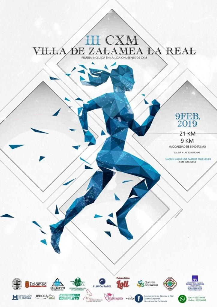 III CxM Villa de Zalamea la Real - Huelva - 2019