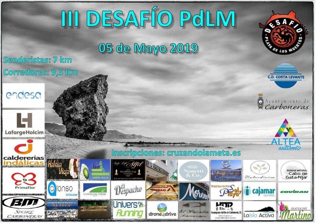III Desafío Playa de Los Muertos - Faro Mesa Roldan - Almería