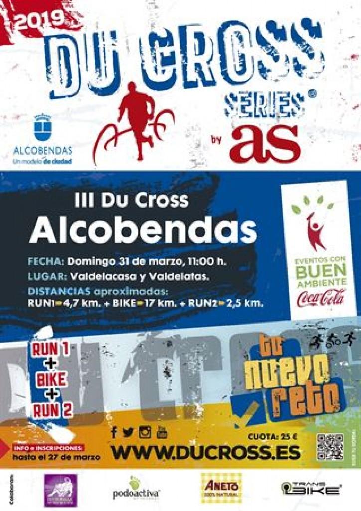 III DU CROSS Alcobendas - Madrid - 2019
