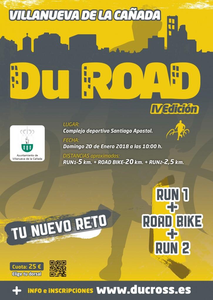 III Du Road Villanueva de la Cañada 19 - Madrid - 2019