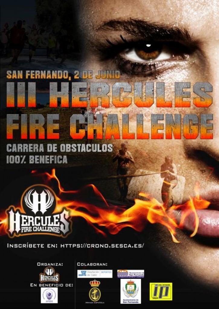 III Hercules Fire Challenge - Cádiz - 2019