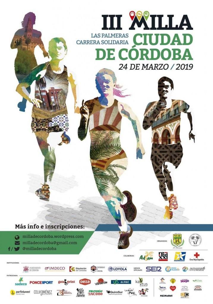 III Milla Ciudad de Córdoba - 2019