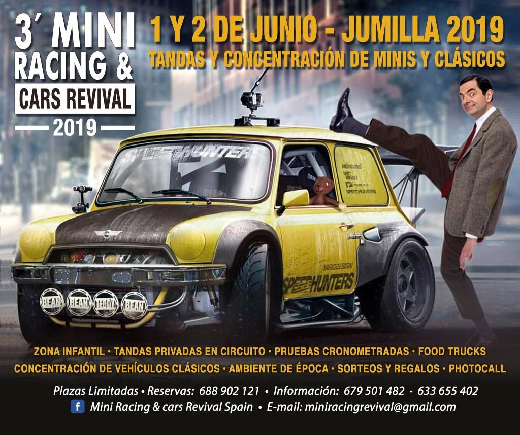 III Mini Racing  Cars Revival Jumilla 2019 - Murcia