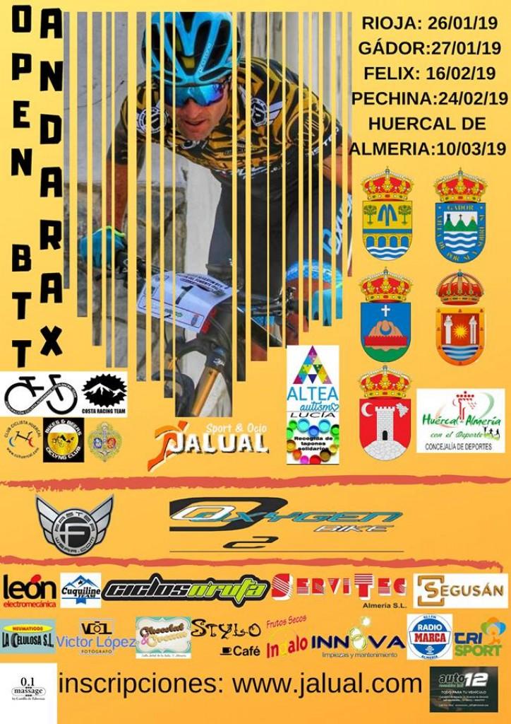 III OPEN BTT ANDARAX - Felix - Almeria - 2019