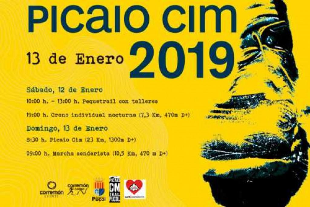 III Picaio Cim Trail - Valencia - 2019
