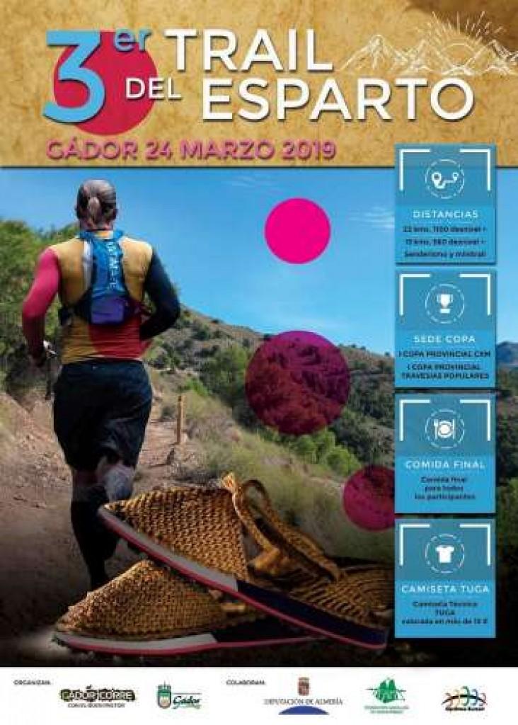 III Trail del Esparto - Almería - 2019
