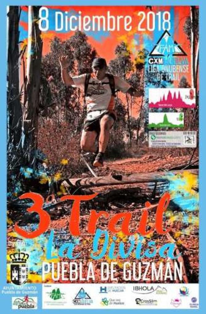 III TRAIL LA DIVISA - Huelva - 2018