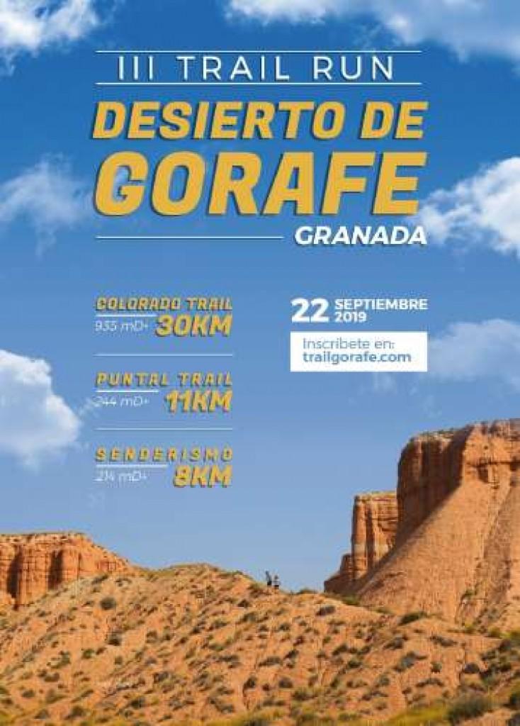 III Trail Run Desierto de Gorafe - Granada - 2019