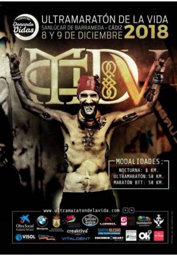 III ULTRAMARATON DE LA VIDA - Cadiz - 2018