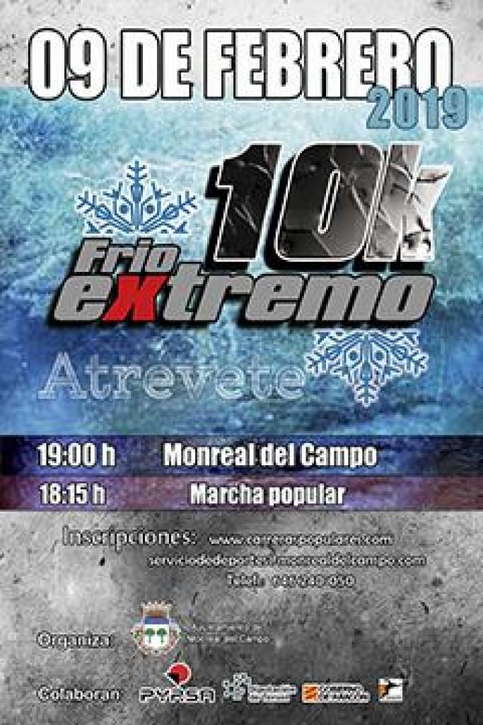 IV 10K Frío Extremo - Teruel - 2019