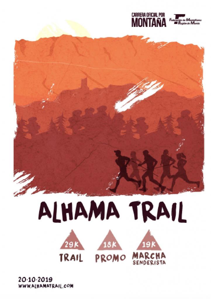 IV Alhama Trail 2019 - Murcia