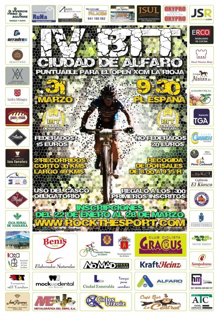 IV BTT CIUDAD DE ALFARO - La Rioja - 2019