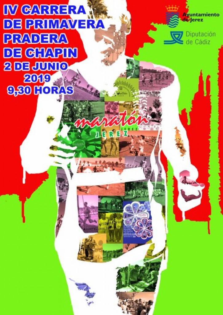 IV Carrera de Primavera Pradera de Chapín - Cádiz - 2019