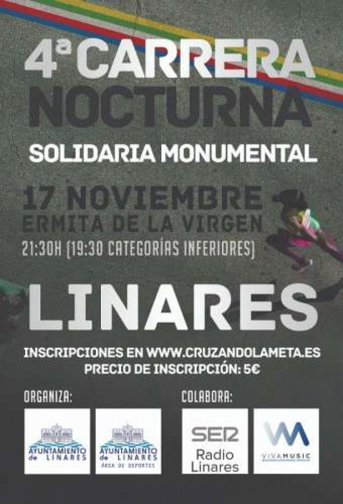 IV Carrera Nocturna de Linares - Jaén - 2019