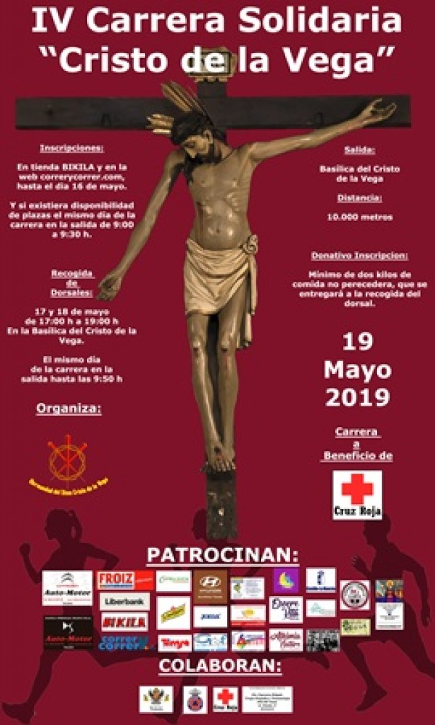 IV Carrera Solidaria Cristo de la Vega - Toledo - 2019