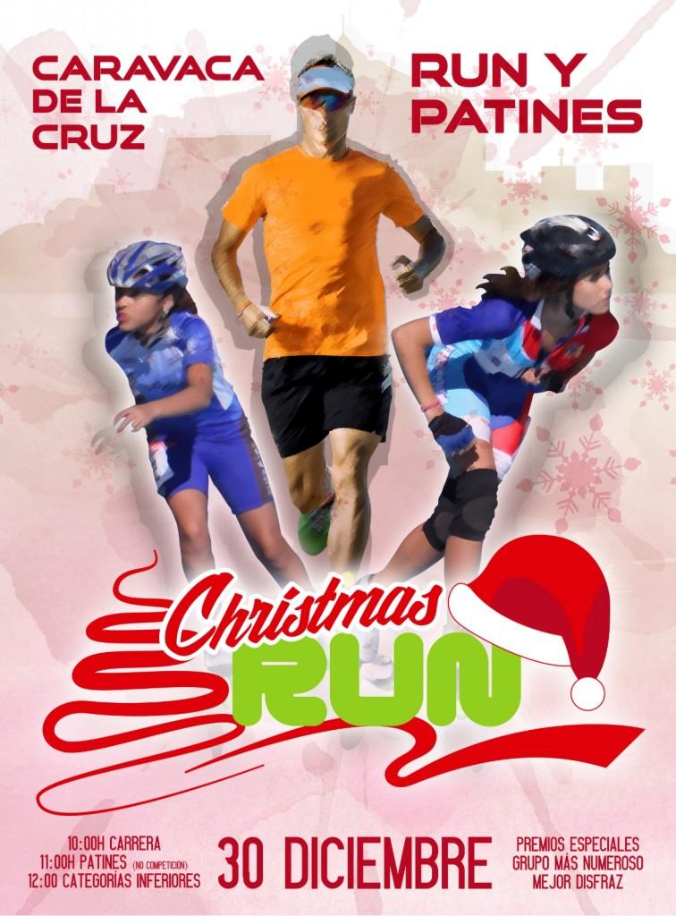IV CHRISTMAS RUN Y PATINES SAN SILVESTRE CARAVACA - Murcia - 2018