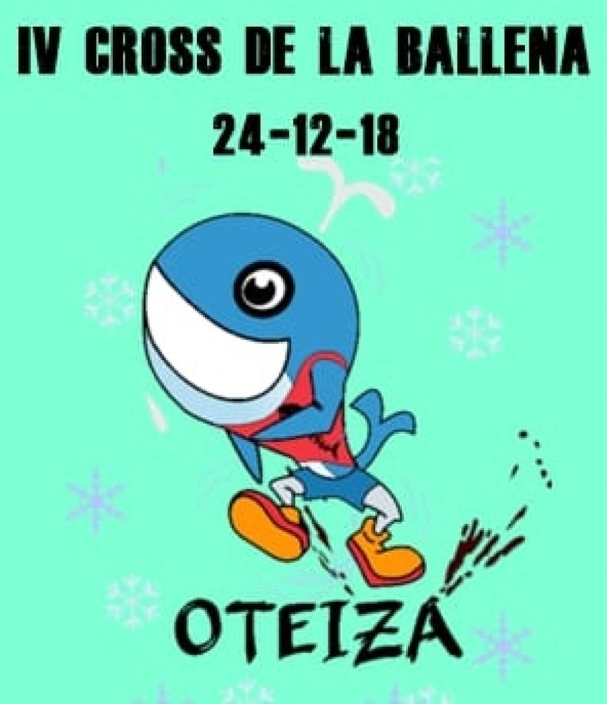 IV CROSS DE LA BALLENA - Navarra - 2018