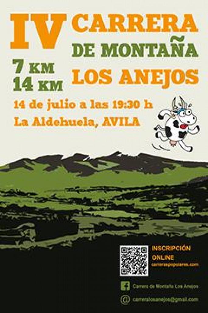 IV CxM Los Anejos - Ávila - 2019