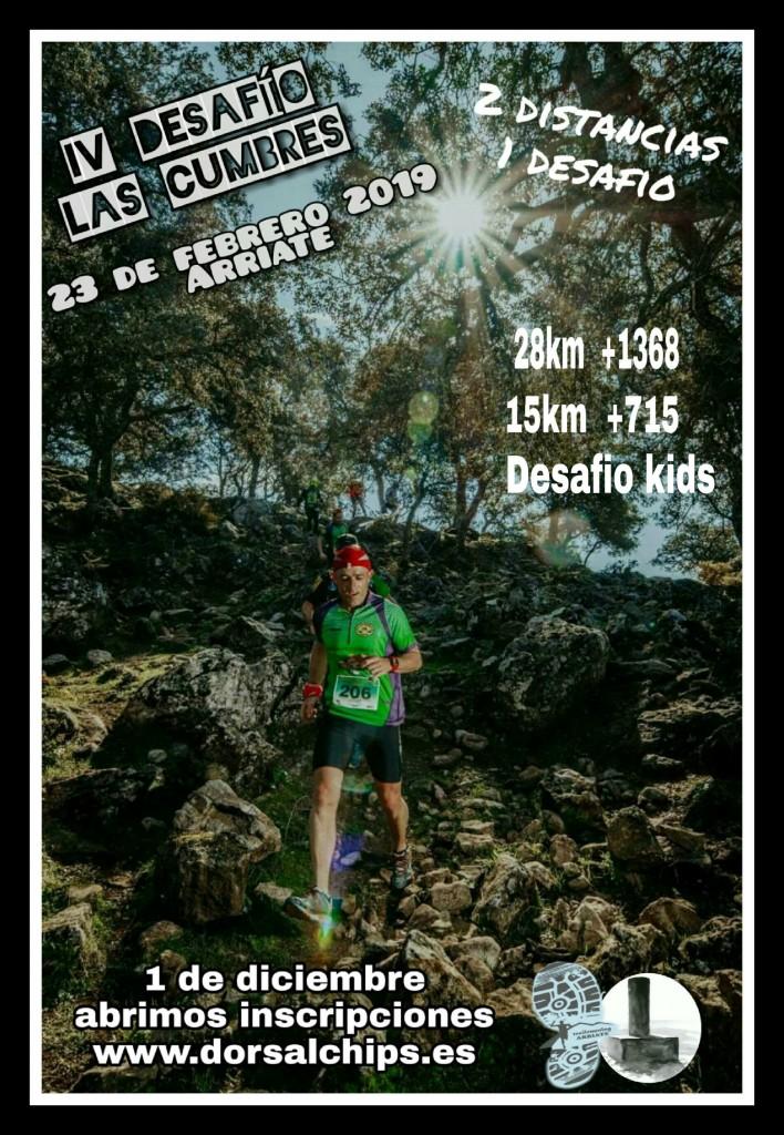 IV Desafío Las Cumbres - Malaga - 2019