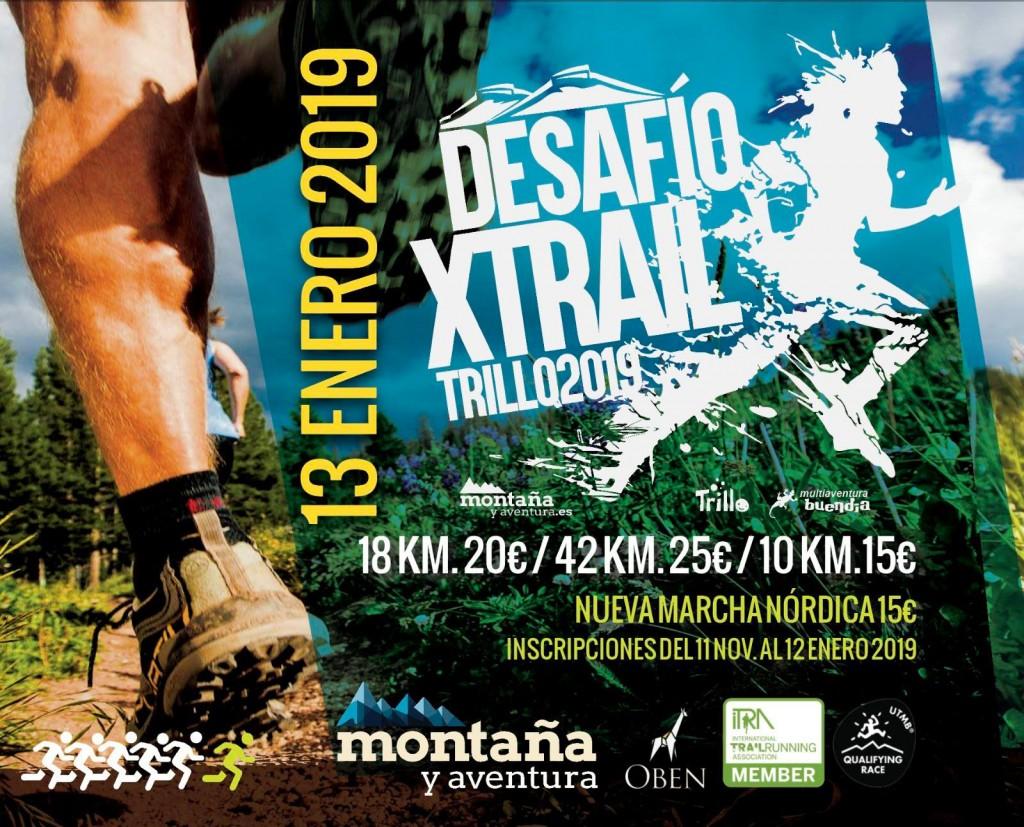 IV Desafio X-Trail - Guadalajara - 2019